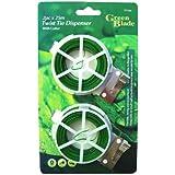 Green Blade Lot de 2 rouleaux de câble pour plantes avec cutter intégré Parfait pour les plantes grimpantes