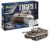 Revell- Maquette Coffret Cadeau du Tiger I-75 Ans, 05790