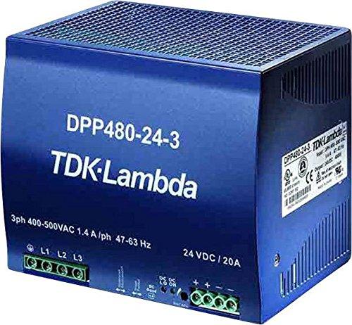 Alimentation rail DIN TDK-Lambda DPP-480-48-1 56 V/DC 10 A 480 W 1