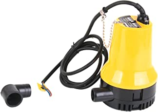 MagiDeal Submersible Pump Fountain Pool Pond Garden Water Pump Outdoor DC 12V 50W
