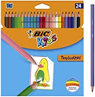 Bic Kids Tropicolors