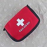 PerGrate Erste-Hilfe-Kit-Rettungstasche-Überlebens-Notfallbehandlung Mini für Outdoor-Wandern Camping