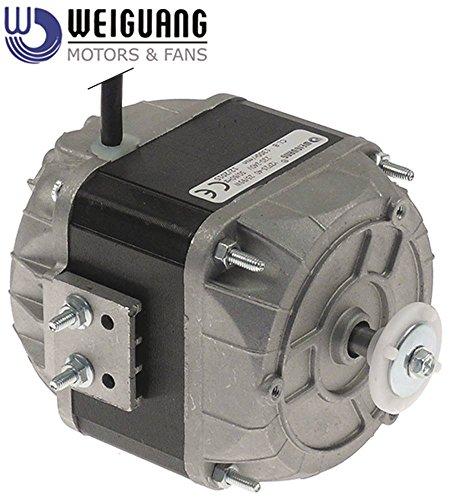 Lüftermotor 230V 25W 1300U/min passend für Electrolux 50/60Hz auch passend für Alpeninox