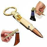 MASUNN Flaschenöffner Flasche Bier Soda Gold Schlüsselanhänger Symbol Ring Bar Tool Geschenke