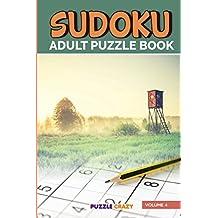 Sudoku Adult Puzzle Book Volume 4