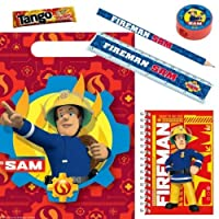 Fireman Sam Pre Filled Party Bags (no.1), One Supplied