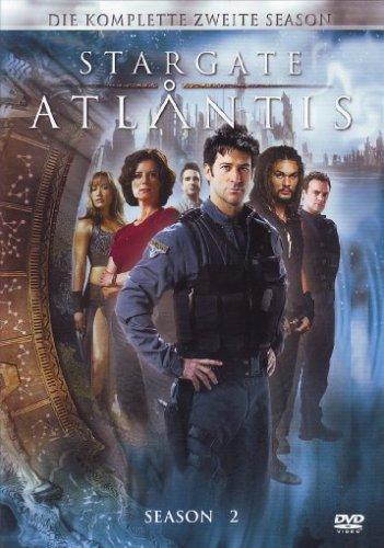 Stargate Atlantis - Season 2 (5 DVDs)