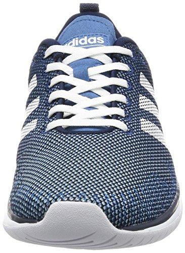 adidas Herren Cloudfoam Super Flex Turnschuhe Blu (Maruni/Ftwbla/Azubas)