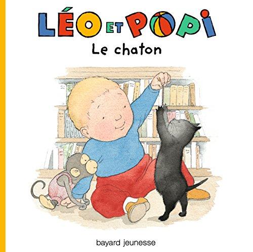 LEO ET POPI - LE CHATON - N22 par Claire Clément-Gery
