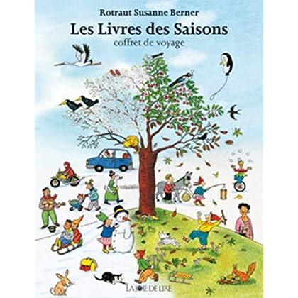 Les livres des saisons : Coffret de voyage