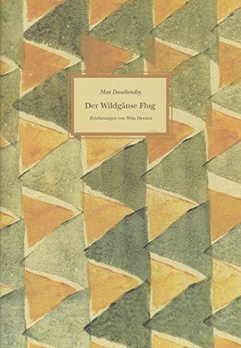 Der Wildgänse Flug (Edition staublau)
