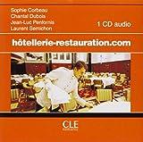 hôtellerie-restauration.com 1 cd audio 2090326026 (Collection Poin)