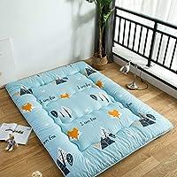 Wanggang Colchón Suave Colchoneta De Tatami para Dormir Colchoneta Plegable Futón Tatami Colchón De Estudiantes Japoneses