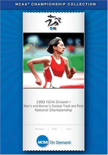 Preisvergleich Produktbild 1993 NCAA(r) Division I Men's and Women's Outdoor Track and Field National Championship
