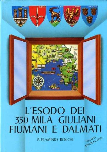 L'esodo dei 350 mila Giuliani Fiumani e Dalmati