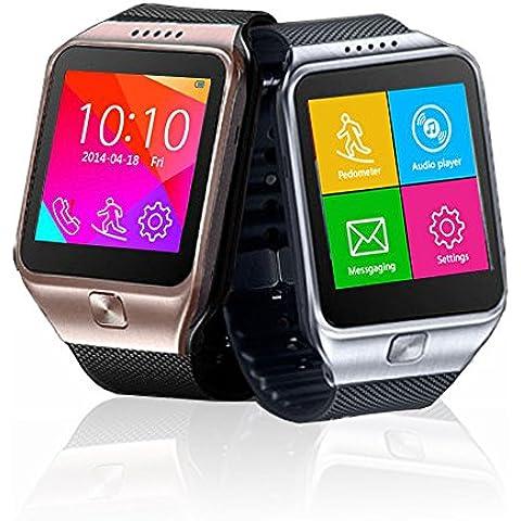 Indigi® sbloccato. Smart Watch e telefono–swap- color touch capacitivo screen