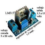 Módulo Regulador de Tensión LM317