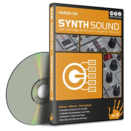 Hands on Synthsound Vol. 1 - Lernkurs (PC+MAC-DVD)