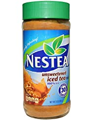 Nestea, Iced Tea Mix, Unsweetened, 3 oz (85 g) by Nestea [Foods]