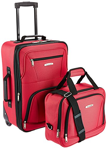 rockland-luggage-2-piece-printed-luggage-set-red-medium