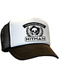 Tedd Haze Mesh Cap - Hitman - Federal Muders Service