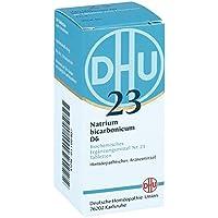 Biochemie Dhu 23 Natrium bicarbonicum D 6 Tablette 80 stk preisvergleich bei billige-tabletten.eu