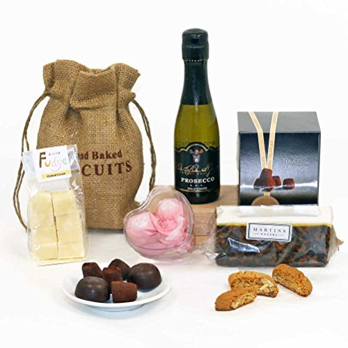 Prosecco Made Me Do It! Chocolate Decadence Gift Hamper -