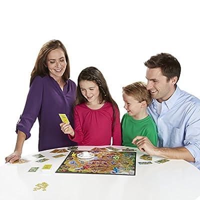Hasbro – The Game of Life Junior – Jeu de Société Destins Junior Version Anglaise