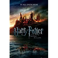 1art1® Posters: Harry Potter Poster - 7, And The Deathly Hallows, Teaser (36 x 24 inches) preiswert