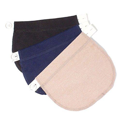 03402cb77 KANGYH Alargador de Cintura para Embarazadas