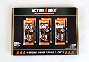 Active Root Original Flavour Sachets 6 x 35g