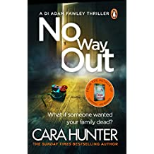 No Way Out: The most gripping book of the year from the Richard and Judy Bestselling author (DI Fawley 3) (English Edition)