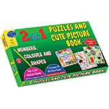 Sterling 2 In 1 Numbers Colours And Shapes , Multi Color