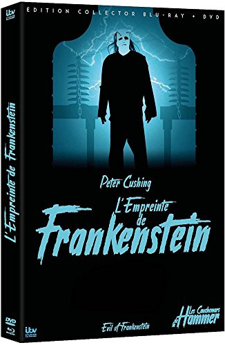 Image de L'empreinte de frankenstein [Édition Collector Blu-ray + DVD] [Combo Collector Blu-ray + DVD]