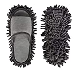 Xunlong Unisex Slippers Floor Cleaning Mop Men and Women House Slippers Dust Cleaning