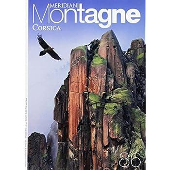 Corsica. Con Carta Geografica