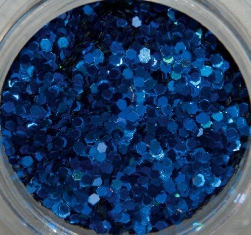 CONFETTIS BRILLANTS - Confettis scintillant - 08 ciel