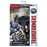 Hasbro Transformers C1321ES0 - Movie 5 Premier Deluxe Barricade, Actionfigur