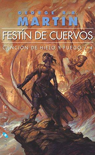 Festín de cuervos (Canción de hielo y fuego nº 4) eBook: George ...