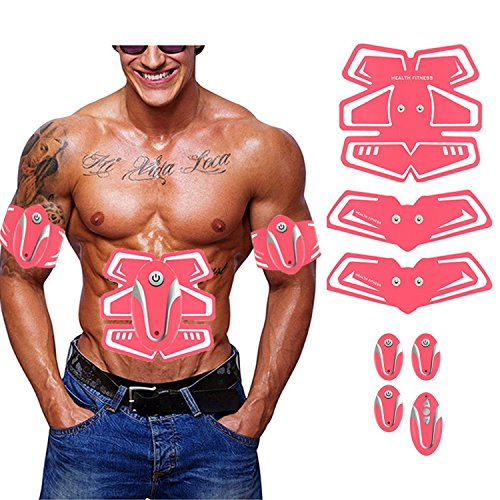Mincheda Addominale Muscolo Toner Body tonificante Fitness Training Gear ABS