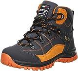 LYTOS Kinder Wanderschuhe Trekkingschuhe anthrazit/orange, Größe:29;Farbe:Anthrazit