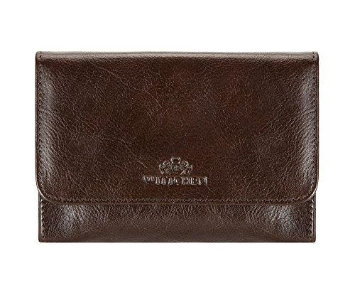 Wittchen Vanity   Couleur: Marron   Cuir de grain   La taille (cm): 11 x Largeur (cm): 16   Collection: Italy   21-3-117-4