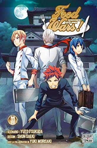 Food Wars Edition simple Tome 33