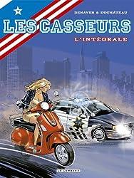 Les Casseurs - Intégrale - tome 7 - Les Casseurs - Intégrale T7 (T19 à 21)