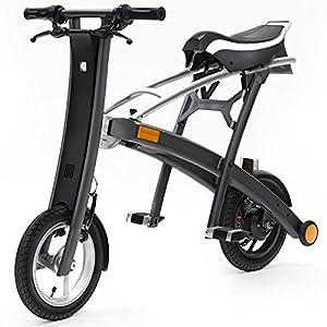 Wheelheels eScooter 'Stigo' - Klapprad mit Straßenzulassung