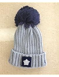Wanglele Le Chapeaux Extra Large Ball-Winter Chapeau à Tricoter Chapeau  Femelle fa4ce410de6