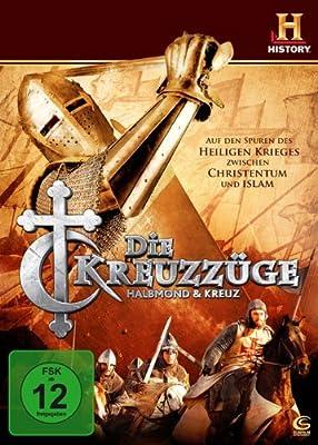 Die Kreuzzüge - Halbmond & Kreuz (History) [DVD]