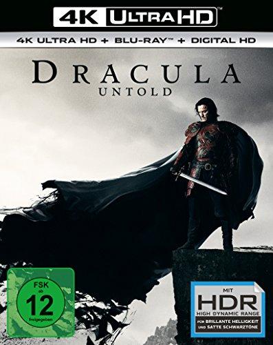Dracula Untold - Ultra HD Blu-ray [4k + Blu-ray Disc]