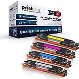 Print-Klex 4x kompatible Tonerkartuschen für HP Color Laserjet Pro MFP M176 n Color Laserjet Pro MFP M176n Color Laserjet Pro MFP M177 fw Color Laserjet Pro MFP