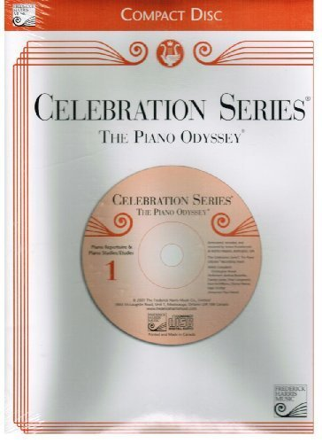 Celebration Series, the Piano Odyssey Cd 1 by Unknown (0100-01-01j